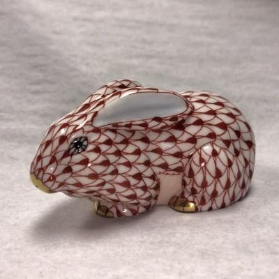 $295.00 Crouching Bunny Rabbit