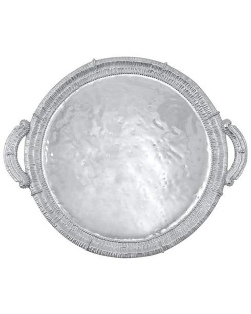$189.00 Mariposa: Reveillon Round Tray