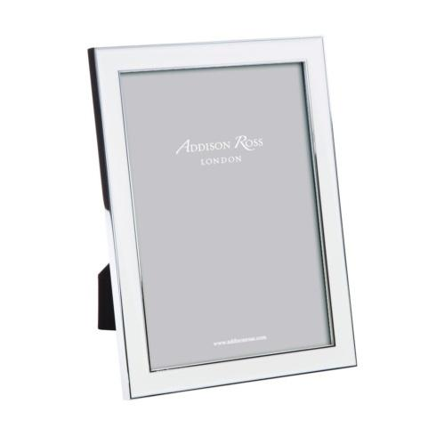 $87.50 Addison Ross: White Enamel Frame 8x10