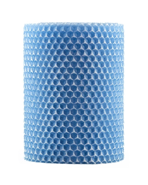 $30.80 Pillar 3x4 Glint French Blue with Sugar Sparkle Provence