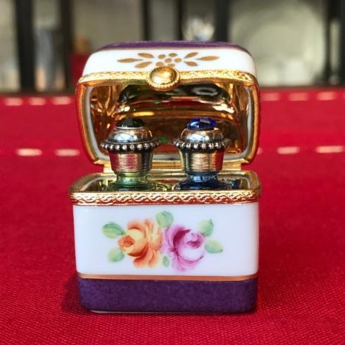 $390.00 Small Box with 2 Mini Perfume Bottles