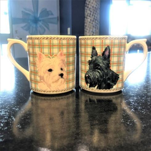 $40.00 Gien: Darling Dog Mug - Peter