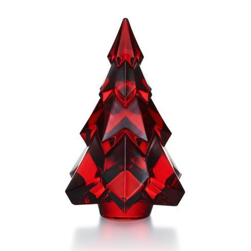 $290.00 Baccarat: Gstaad Fir Tree Red