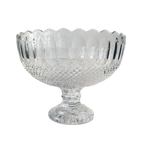 """$1,500.00 Colleen 60th Anniversary 13"""" Footed Bowl (1 in-stock)"""