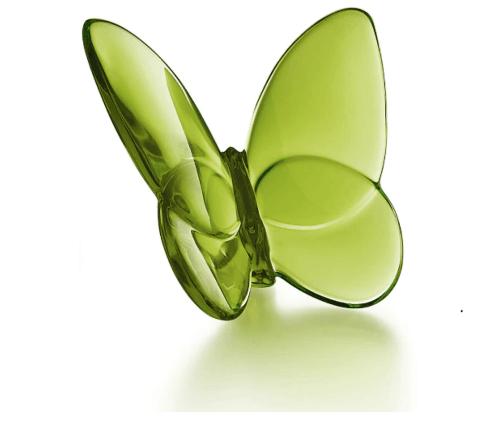 $140.00 Lucky Butterfly - Green