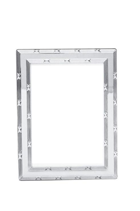$119.00 Tizo: Dimensional Knotted Border Sterling Frame 8x10
