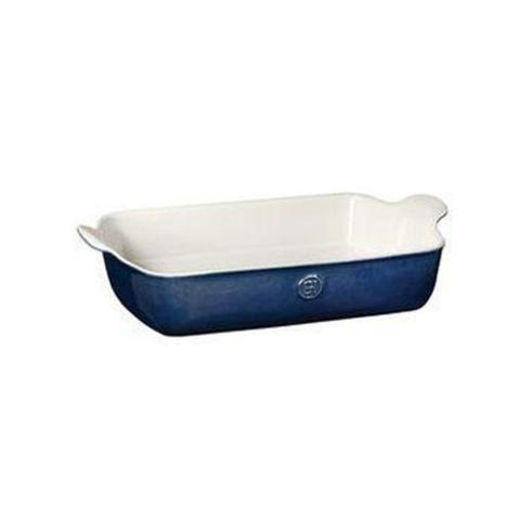 Goldsmith Cardel Exclusives  Discontinued china, crystal, rare finds, and one-of-a-kinds Emile Henry - Rectangular Baker Twilight Small $25.00