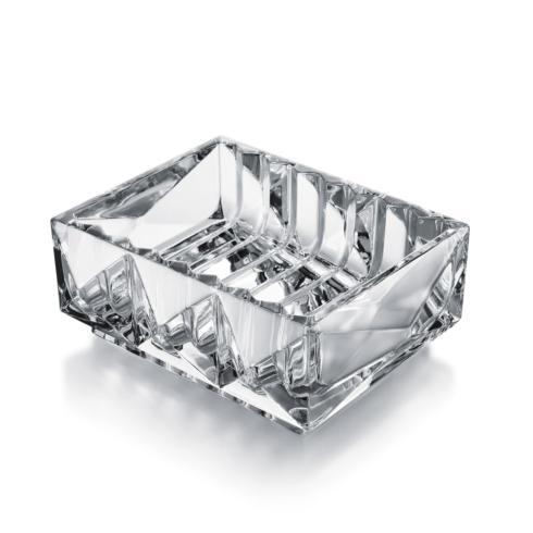"Baccarat  Louxor Crystal Louxor Catch-All 6 3/4"" Bowl $350.00"