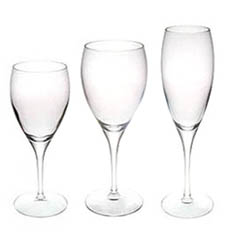 $54.00 Albi Crystal Water Glass