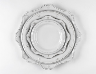 Juliska - Berry & Thread - 4 Piece Place Setting collection with 1 products