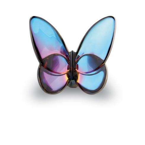 $175.00 Baccarat Lucky Butterfly - Blue Scarabee