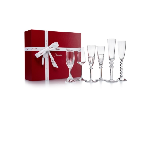 Baccarat  Drinkware Gift Sets Bubble Box $990.00