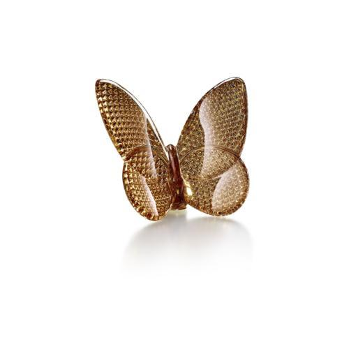 Baccarat Lucky Butterfly - Gold Diamond (Diamant)