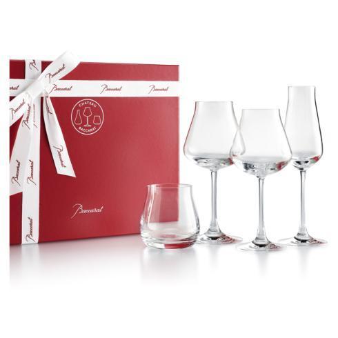 $250.00 Château Baccarat Dégustation Set