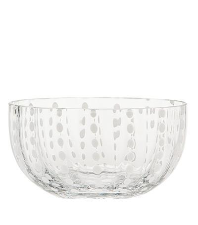 Zafferano Perle Bowl - Transparent collection with 1 products