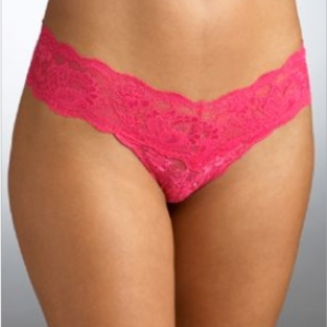 $20.00 Cosabella Thongs - Cutie (Low Rise)