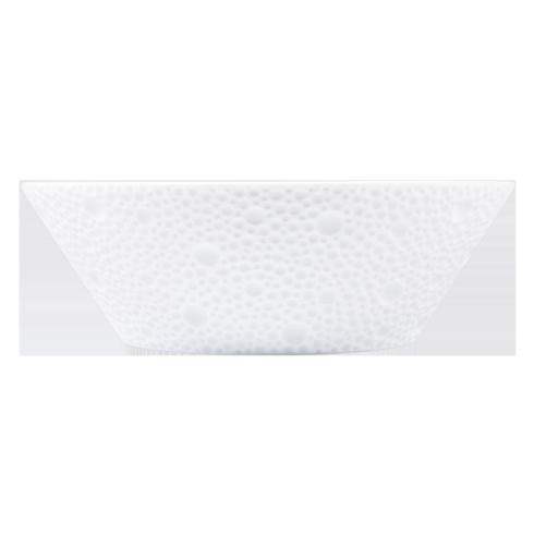 Bernardaud  Ecume White High Candy Dish / Fruit Saucer $58.00