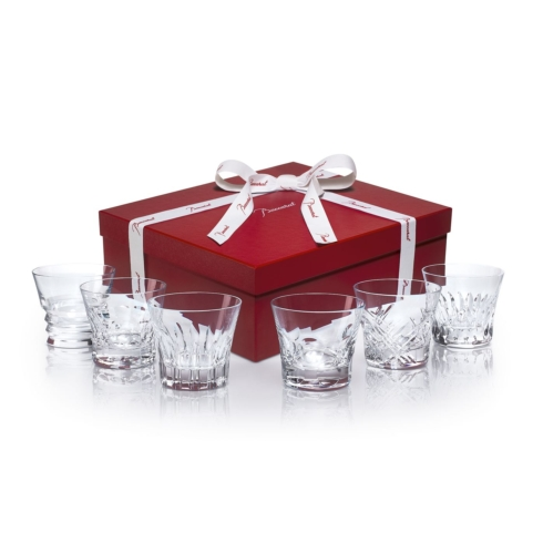 Baccarat  Drinkware Gift Sets Everyday Tumbler Set of 6 $470.00