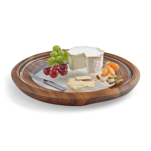 Miscellaneous   Cooper Cheese Tray w/ Knife $120.00