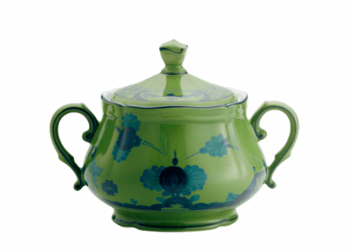 Sugar Bowl With Cover - Large