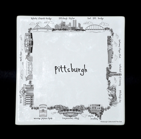 Pittsburgh Trivet collection with 1 products