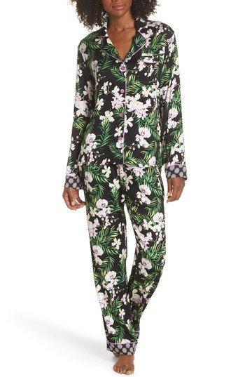 $104.00 P.J. Salvage Floral Print Pajamas