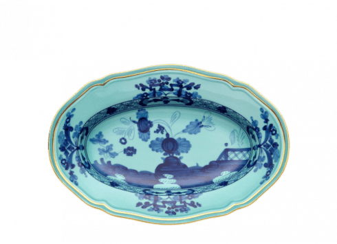 Oval Pickle Dish