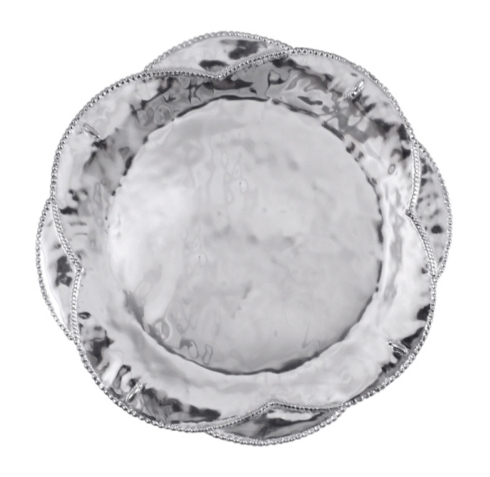 Mariposa  Sueño Sueno Round Platter / Charger $108.00