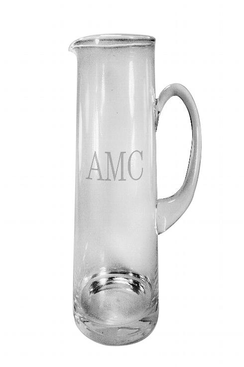 $65.00 Susquehanna Glass Tankard Pitcher