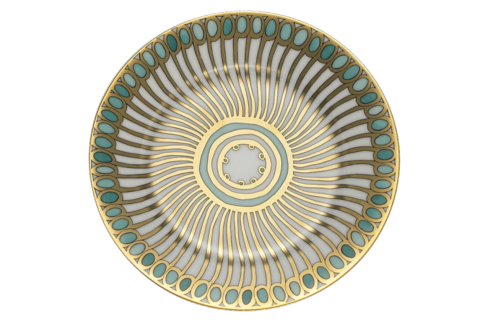 Syracuse Turquoise Bread & Butter Plate collection with 1 products