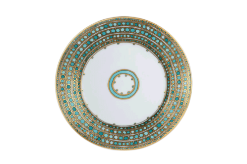 Syracuse Turquoise Dessert Plate collection with 1 products