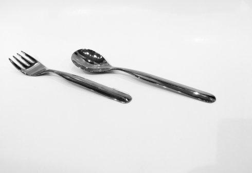 Miscellaneous   Vietri - Vidal Salad Servers $102.00