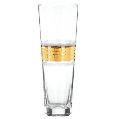 $130.00 Truro Gold Glass Large Vase