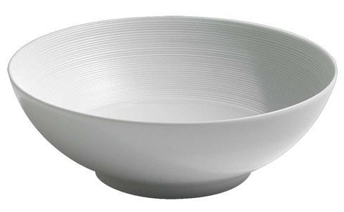 $100.00 Hemisphere Large Soup/Cereal Bowl - White  sc 1 st  Glassworks u0026 Cheeks & Miscellaneous ~ J.L. Coquet ~ Hemisphere Large Soup/Cereal Bowl ...