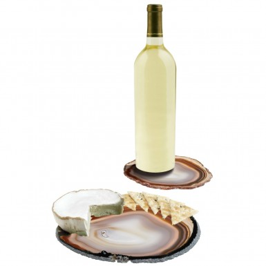 ITA Small Plates / Wine Bottle Coasters