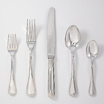 Christofle  Malmaison Malmaison 5-piece Place Setting $597.00