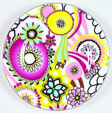 Dessert Plate collection with 1 products