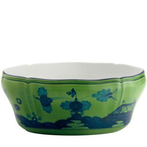 Oval Salad Bowl