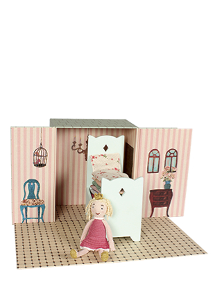 $150.00 Princess and the Pea Play Set