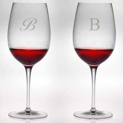 $65.00 Susquehanna Glass All Purpose Wine Glass - Set of 4