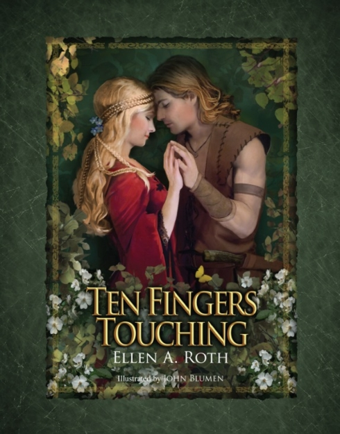 $22.95 Ten Fingers Touching (Book)
