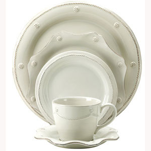 Juliska - Berry & Thread - 5 Piece Place Setting collection with 1 products
