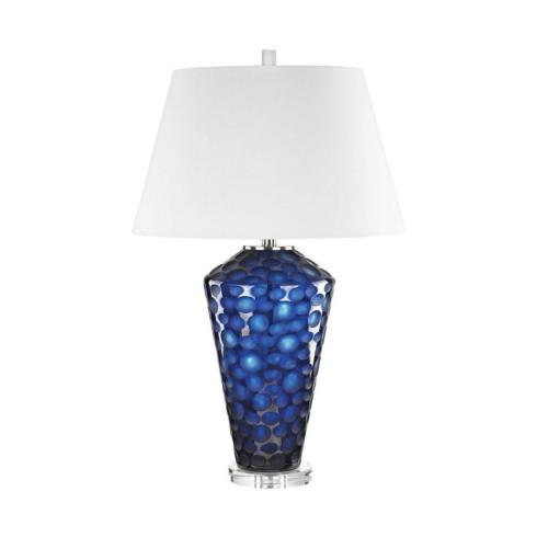 $250.00 Diamond  Ebullience Table Lamp