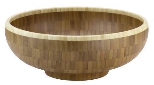"$66.00 10"" Classic Bamboo Bowl"