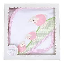 Home and Garden Exclusives   3 Marthas Hooded Towel and wash cloth set $53.95