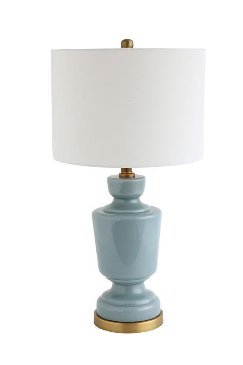 $175.00 Glass Lamp