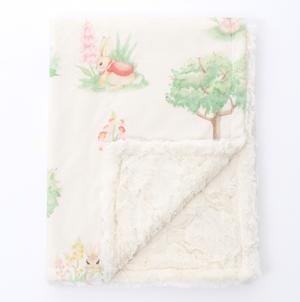 Home and Garden Exclusives   Baby Laundry Bunny Blankie $20.00