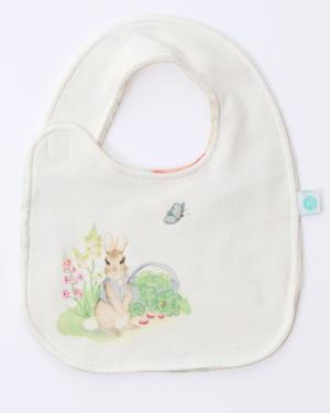 Home and Garden Exclusives   Baby Laundry Bunny Bib $15.50