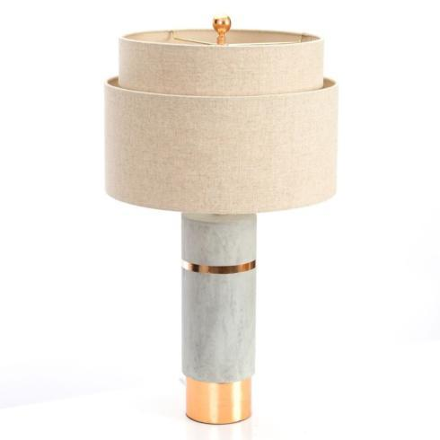 """$290.00 26"""" Huntington Table Lamp design by Couture Lamps"""