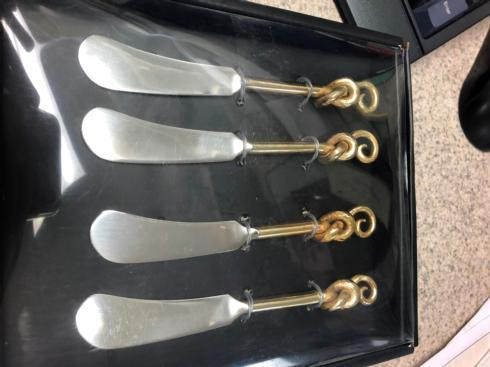 Home and Garden Exclusives   Cheese Knives $30.00